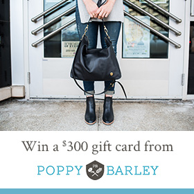 Poppy Barley Event California Closets Calgary
