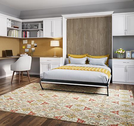 Murphy Beds Wall Bed Designs Amp Ideas At California Closets