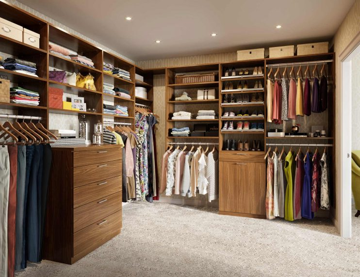 Addison Walk-in Closet