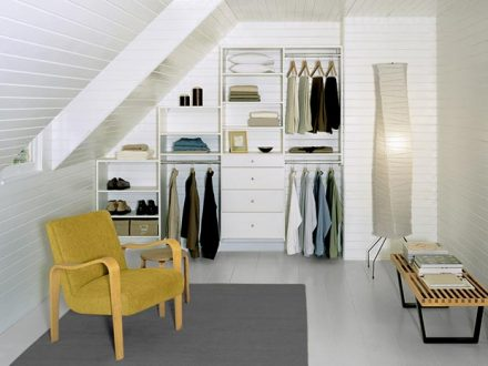 Click to view ATTIC CLOSET