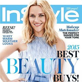 InStyle Magazine Best Beauty Buys 2015