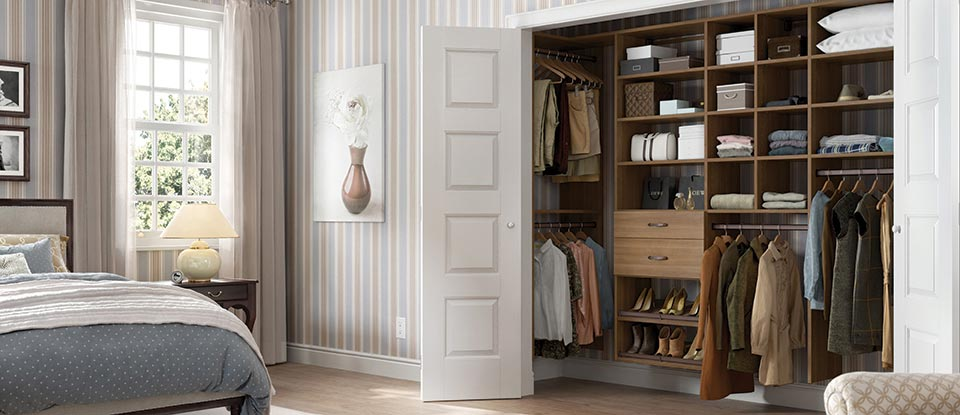 California Closets Calgary - Closet Systems and Closet Design