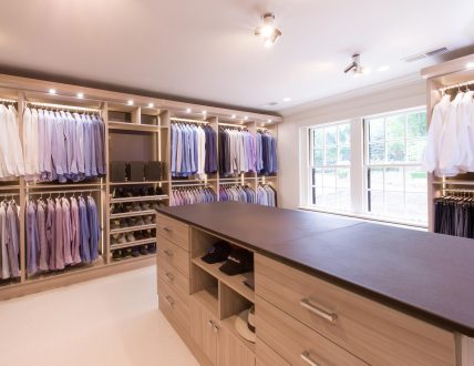 Click to view KC SHOWCASE CLOSET