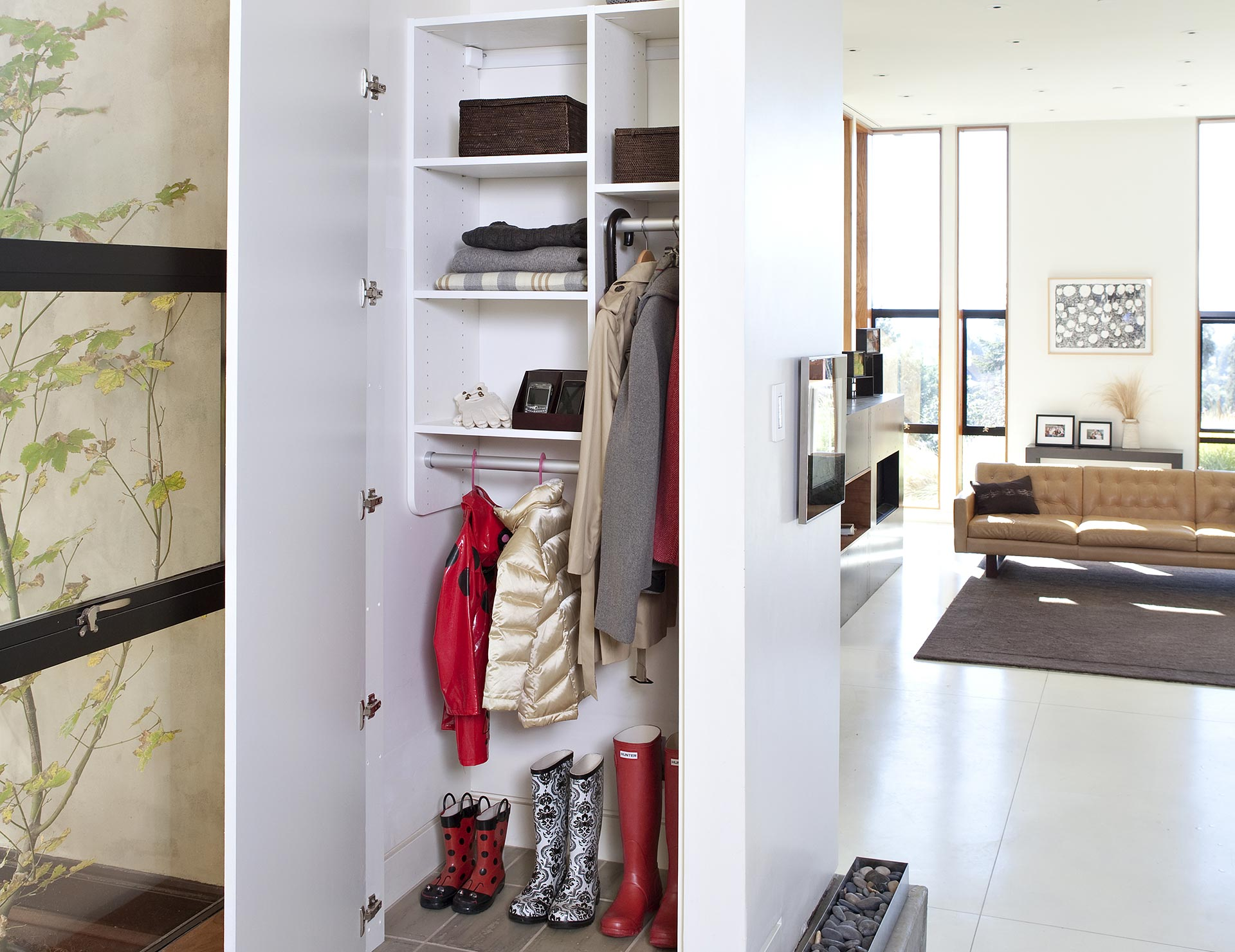 Find storage solutions for small spaces california closets - Storage solutions for small closets ...