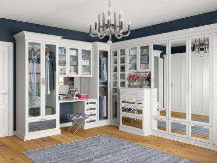 Click to view Garde-robe walk-in Présidio