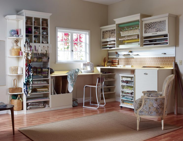 SCRAPBOOKERS CRAFT ROOM