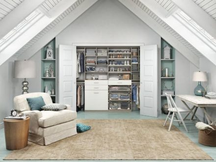 Click to view SEASIDE ATTIC REACH-IN