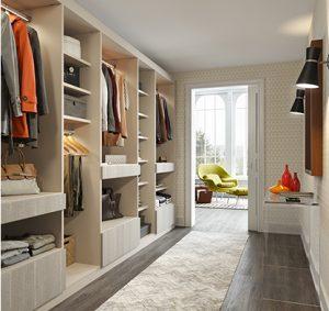 California Closets Walk In Closet Design
