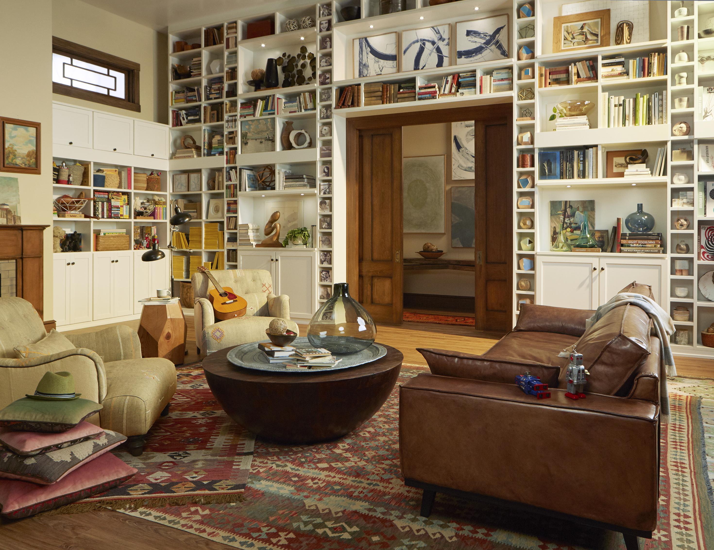 Library Bookshelves Custom Library Shelving California