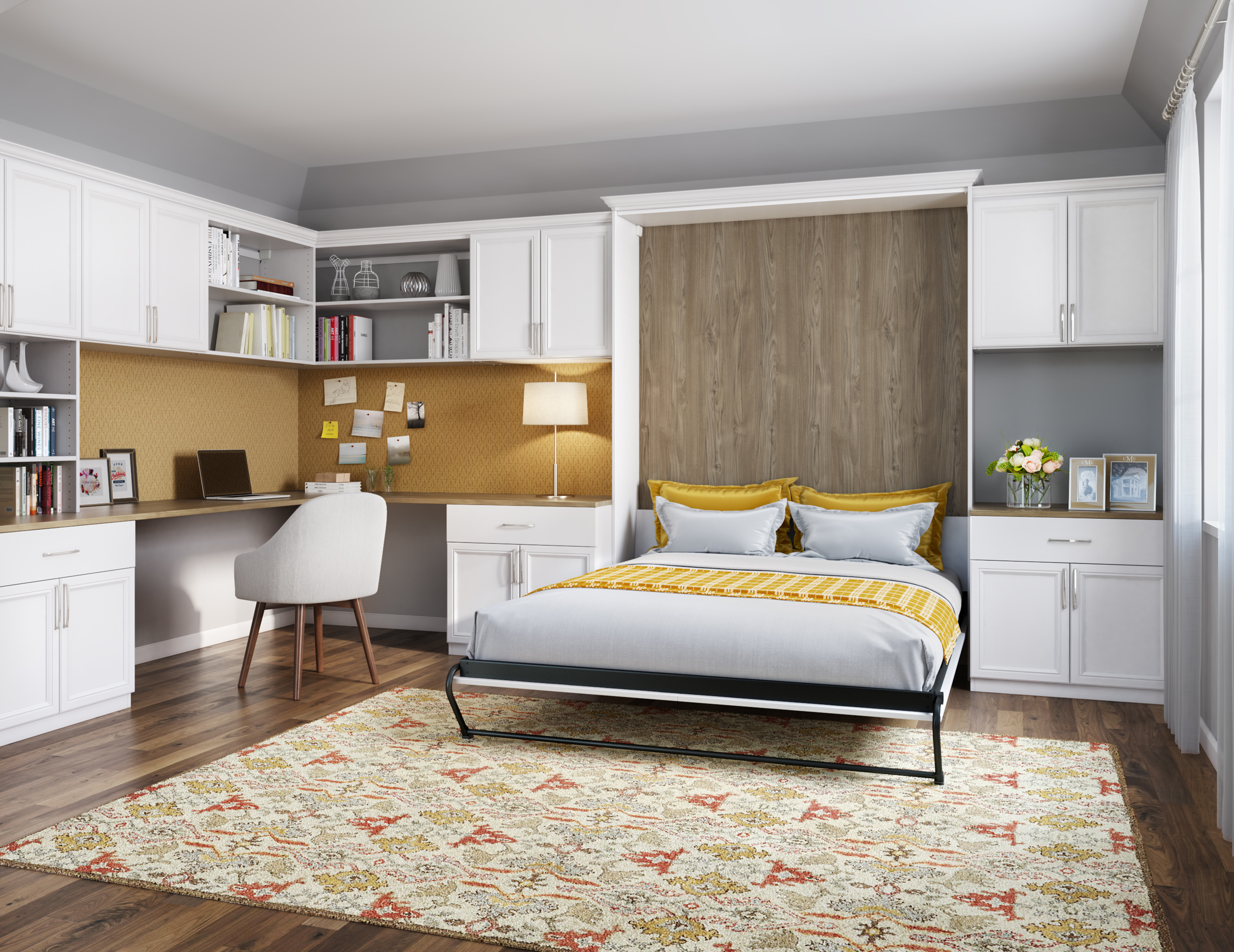 Murphy Bed.Murphy Beds In Windsor California Closets