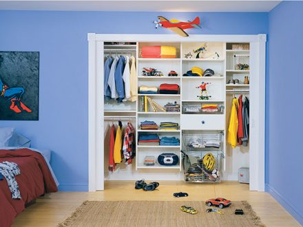 Click to view CLASSIC KIDS CLOSET