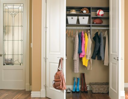 Click to view JANSSEN ENTRY CLOSET