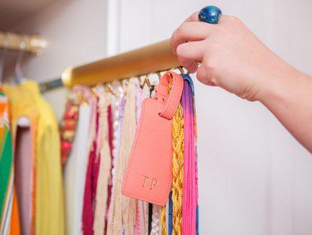 California Closets Tiffany Pratt Client Story Jewelry Box with Light Gray Velvet Lining
