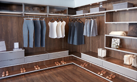 California Closets Calgary Alberta Showroom