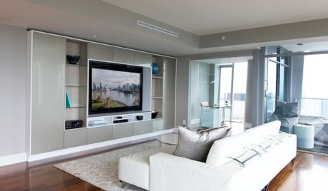 A Sleek Solution for a Vancouver Couple