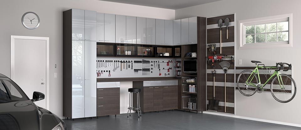 California Closets Calgary - Garage Storage and Cabinets