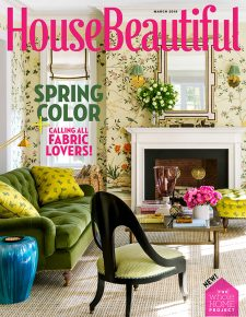 House Beautiful Magazine March 2018