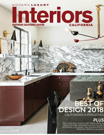 Interiors Magazine March 2018