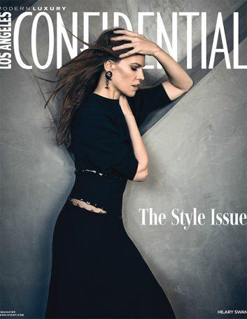 Modern Luxury Magazine The Style Issue 2018