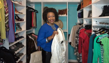 A Closet that Soothes the Soul: Cynthia's Story