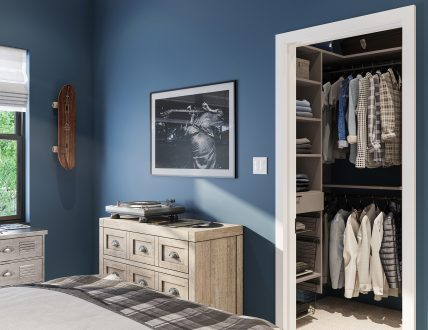 Click to view BRODY STEP-IN CLOSET