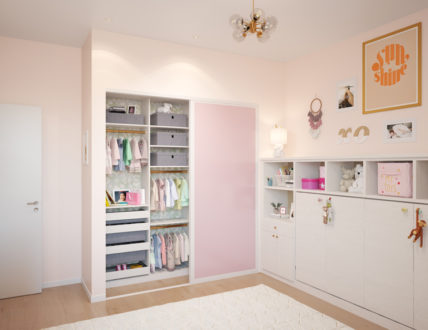 Click to view AMELIA REACH-IN CLOSET