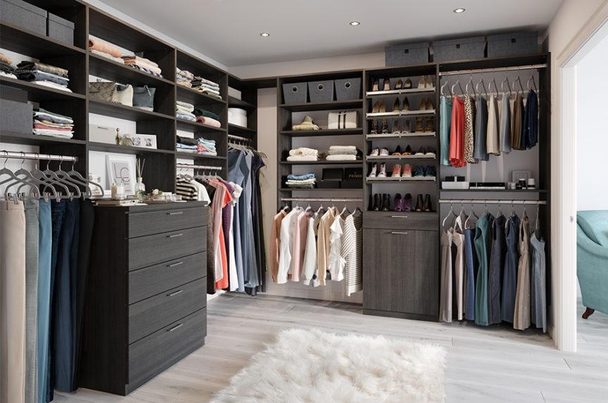Addison Walk-in Closet