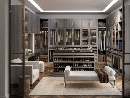 Click to view Garde-robe walk-in Paxton
