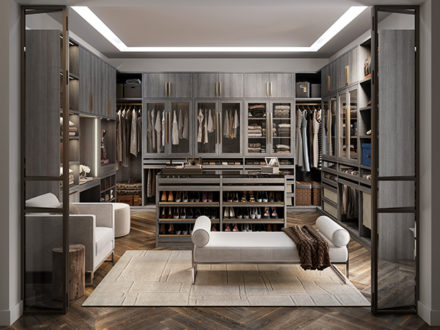 Click to view Paxton Custom Closet