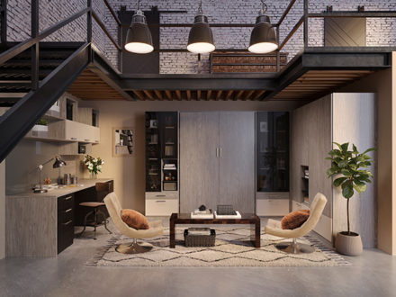 Click to view WEST END LOFT